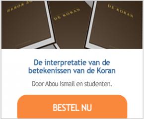 Interpretatie betekenissen Koran