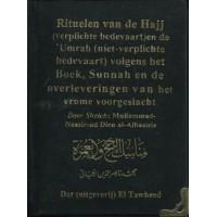 Rituelen van de Hadj en de 'Umrah (pocket)