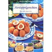 Aardappelgerechten met vlees, kip en vis