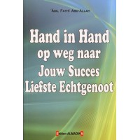 Hand in hand op weg naar jouw succes liefste echtgenoot