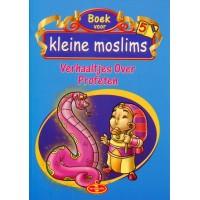 Boek voor kleine moslims 5 - Verhaaltjes over Profeten (full colour)