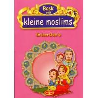 Boek voor kleine moslims 4 - Ik leer Doe'a (full colour)