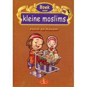 Boek voor kleine moslims 12 - Halal en Haram (full colour)