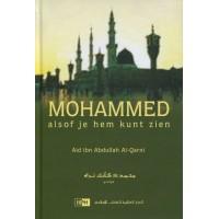 Mohammed alsof je hem kunt zien
