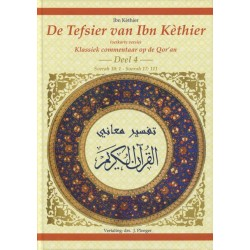 De Tafsir van Ibn Kathir - Deel 4