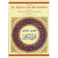 De Tafsir van Ibn Kathir - deel 5