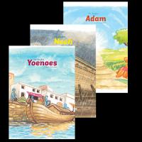 Verhalen van de Profeten (Setje 1)- Yoenoes | Noeh | Adam