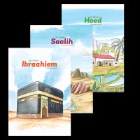 Verhalen van de Profeten (Setje 2)- Saalih | Ibraahiem | Hoed