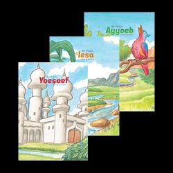 Verhalen van de Profeten (Setje 4)- Yoesoef | 'Iesa | Ayyoeb