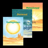 Verhalen van de Profeten (Setje 5)- Soelaymaan | Mohammed | Daawoed