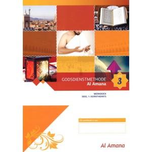 Godsdienstmethode Al Amana werkboek deel 1 - groep 3