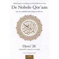 De Nobele Qor'aan - Djoez' 26