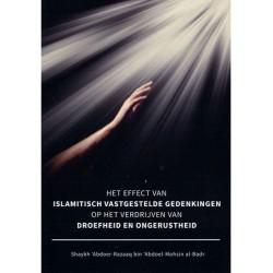 Het effect van islamitisch vastgestelde gedenkingen op het verdrijven van droefheid en ongerustheid