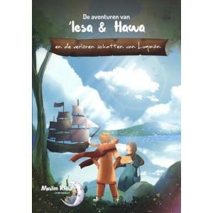 Iesa en Hawa en de verloren schatten van Luqman