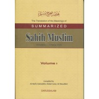 Sahih Muslim - Summarized - 2 volumes