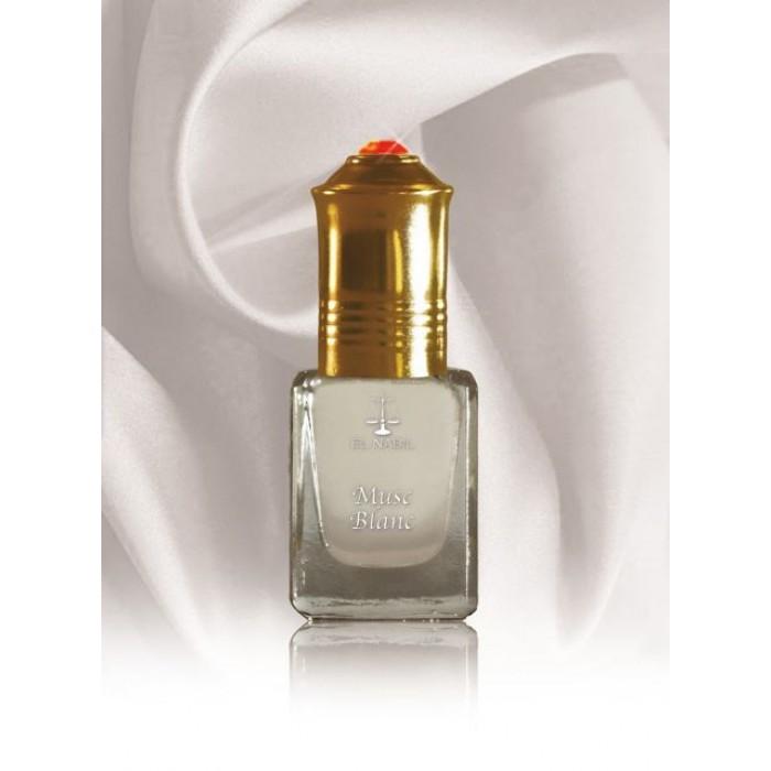 musc blanc el nabil parfum 5 ml. Black Bedroom Furniture Sets. Home Design Ideas