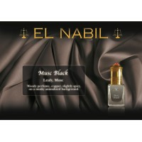 Musc Black - El-Nabil Parfum (5 ml)