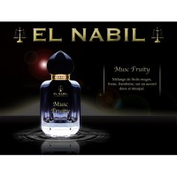 Musc Fruity - El-Nabil Parfum Spray (50 ml)