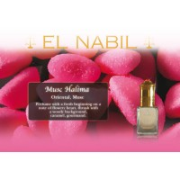 Musc Halima - El-Nabil Parfum (5 ml)