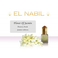 Flower of Jasmin - El-Nabil Parfum (5 ml)
