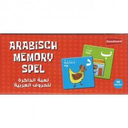 Arabisch Memory Spel