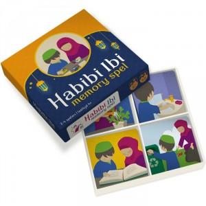 Habibi Ibi memory spel